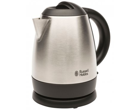 Russell Hobbs 18569 Compact Stainless Steel Jug Kettle - 1.0L