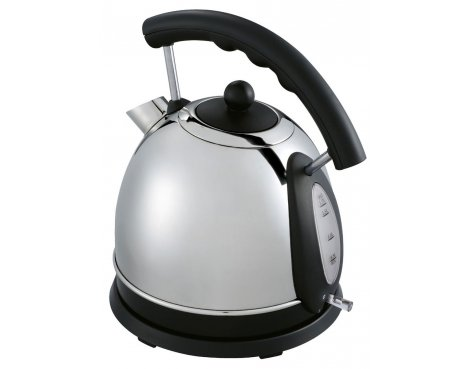 Sabichi 110992 Traditional Polished Kettle - 1.7L