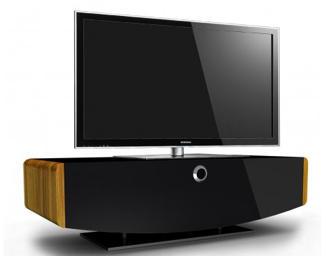 """MDA Designs Orion Oak TV Stand for up to 50\"""" TVs"""