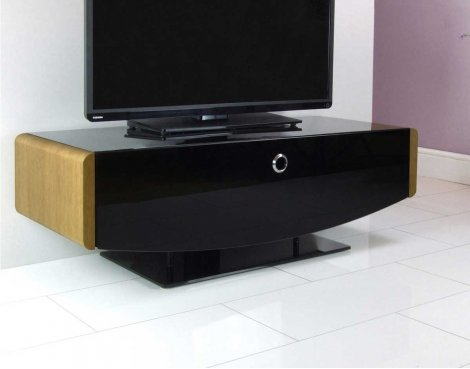 "MDA Designs Orion Oak TV Stand for up to 50"" TVs"