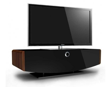 "MDA Designs Orion Walnut TV Stand for up to 50"" TVs"