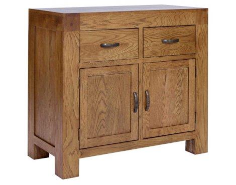 Rustic Grange Santana Rustic Oak Small Sideboard