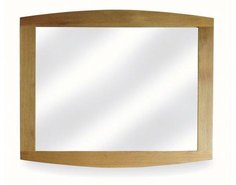 Ultimum Alnwick Oak UA08 Mirror