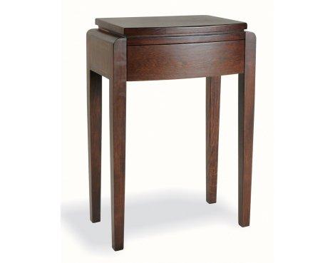 Ultimum Alnwick Dark Oak UAD04 Tall Lamp Table