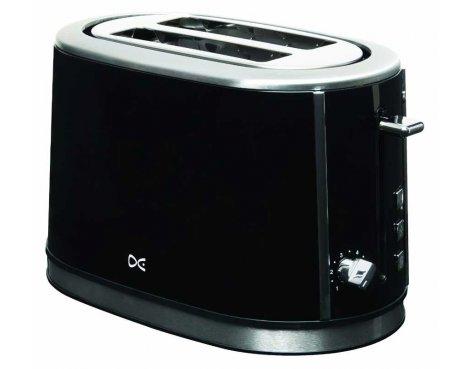 Daewoo DST2A3B Black Toaster