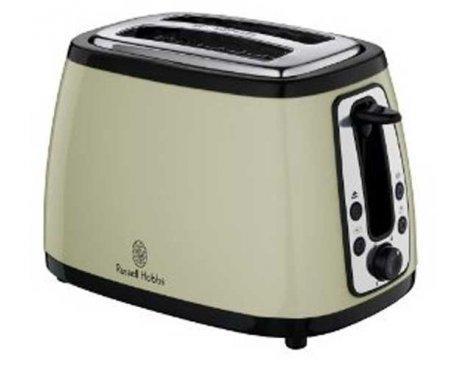 Russell Hobbs 18259 Heritage Cream Toaster
