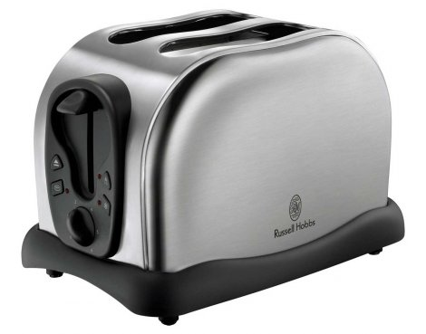 Russell Hobbs 18662 Brushed Toaster