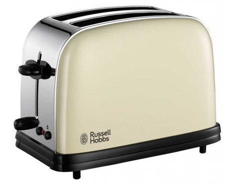 Russell Hobbs 18953 Colours Cream Toaster