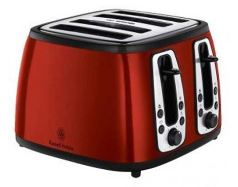 Russell Hobbs 19160 Heritage Red Toaster