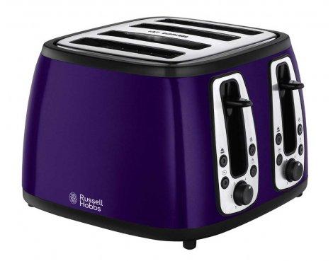 Russell Hobbs 19164 Heritage Purple Toaster