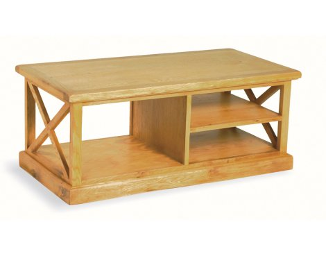 Ultimum Somerset Oak Coffee Table 110x 55