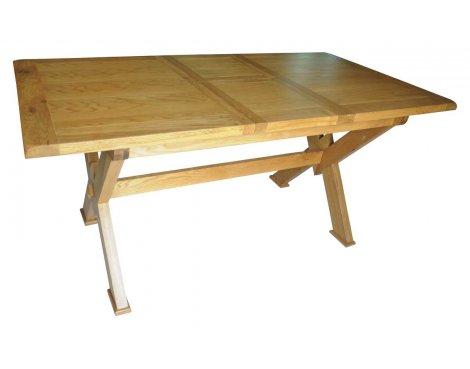 Ultimum Oxford Oak Extending Dining Table