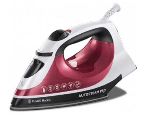 Russell Hobbs 18680 Auto Steam Iron - 2400 W