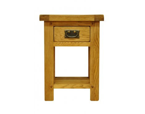 Ultimum Highfield Solid Oak Side Table