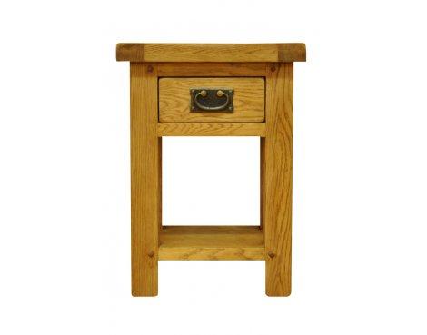Ultimum Highfield Solid Oak Side Table