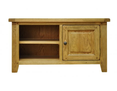 Ultimum Highfield Solid Oak TV Stand