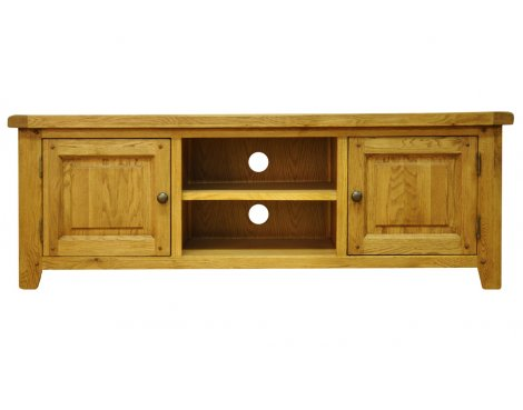 Ultimum Highfield Oak Large TV Stand