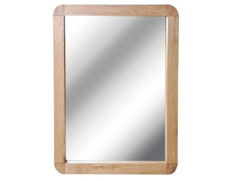 Ultimum Durham Oak UD41 Large Wall Mirror
