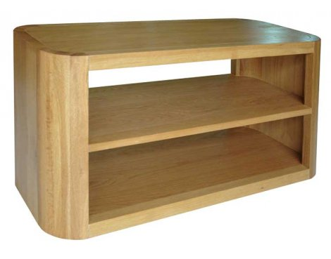 Ultimum Durham Oak UD42 Straight TV Stand