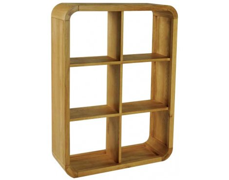 Ultimum Durham Oak UD57 Resized Shelving Unit