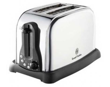 Russell Hobbs 18098 Polished Stainless Steel Toaster