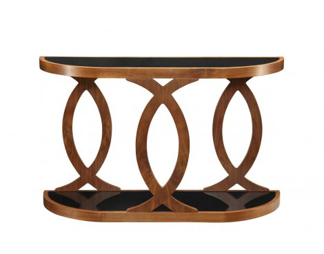 Jual JF104 Walnut Console Table