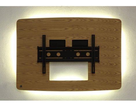 Jual JF604 LED Oak Wall Panel