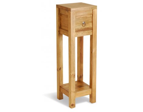 Ultimum Classic Pine Tall Side Table