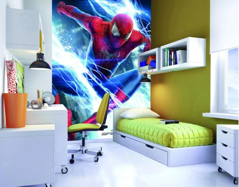 1Wall Kids Spiderman Wall Mural