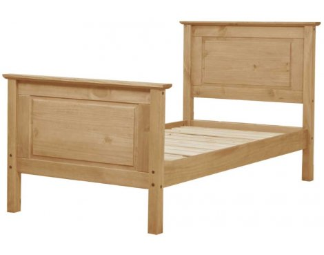 Core Products MX460 Double 4\'6 Pine Bed