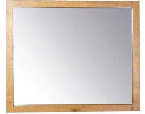 Ultimum Riviera Oak Wall Mirror