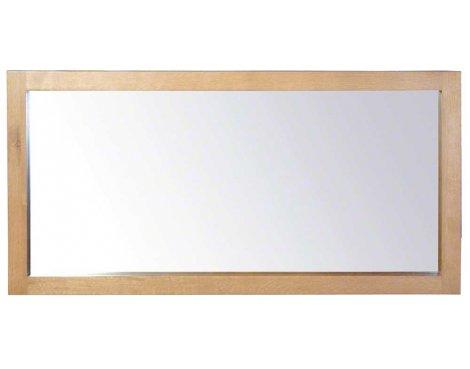 Ultimum Riviera Oak Wide Wall Mirror