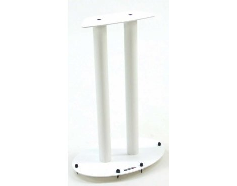 Atacama WSS 700 White Speaker Stands - 700mm
