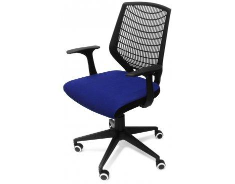 Alphason AOC9540-F-BL Pace Blue Executive Chair