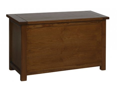 Core Products Boston BT240 Walnut Blanket Box