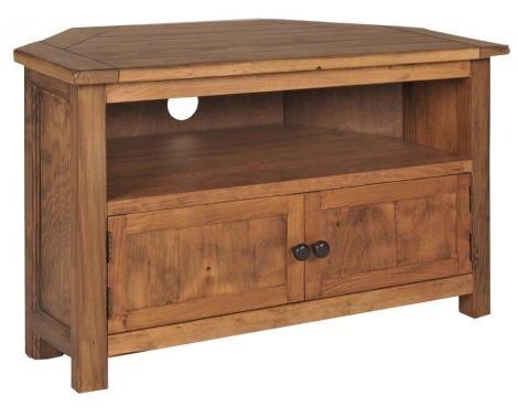 Core Products DN911 Denver 2 Drawer Corner TV Stand