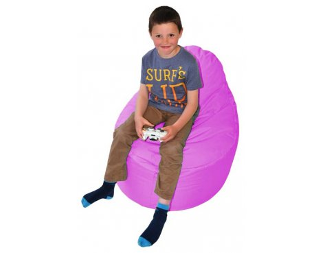 ValuFurniture Classic Gamer Purple Bean Bag