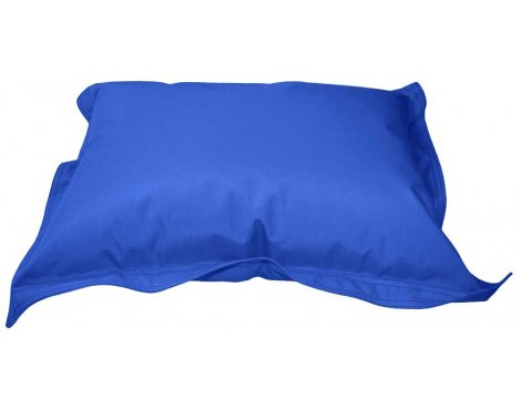 ValuFurniture Classic Slab Dark Blue Bean Bag