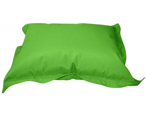 ValuFurniture Classic Slab Dark Green Bean Bag