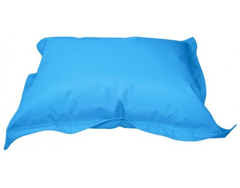 ValuFurniture Classic Slab Light Blue Bean Bag