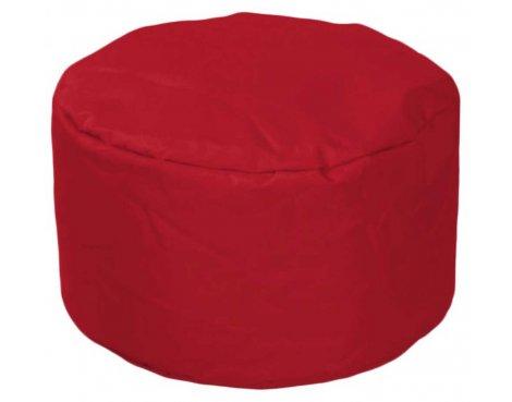 ValuFurniture Round Stool Red Bean Bag