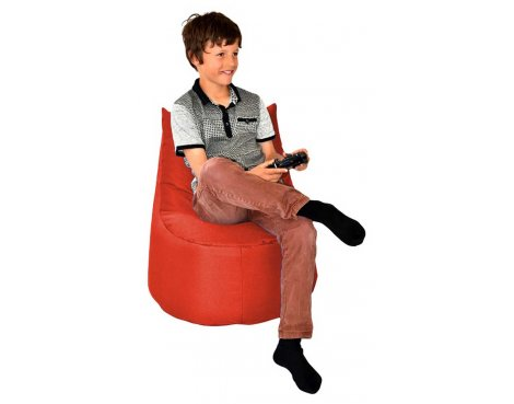 ValuFurniture Large Gamer Red Bean Bag