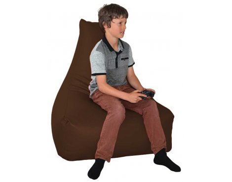ValuFurniture PU Leather Gamer Mushroom Bean Bag