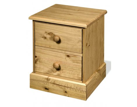 Core Products Cotswold CT310 Pine Bedside Table