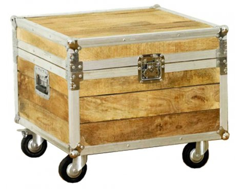 Baumhaus IRC08A Roadie Chic Oak Coffee Trunk