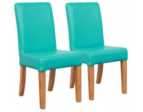 Shankar Bambi Kids Dining Chairs in Blue