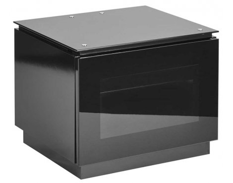MMT D550 High Gloss Black TV Cabinet