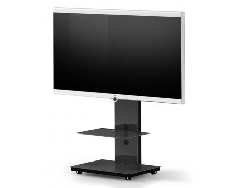 Spectral Tray PX601 Black Cantilever TV Stand