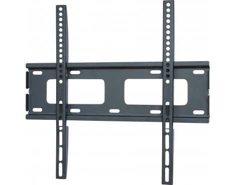 "UM105S Fixed Super Thin Wall Mount Bracket - Black 24"" - 42\"" TVs"