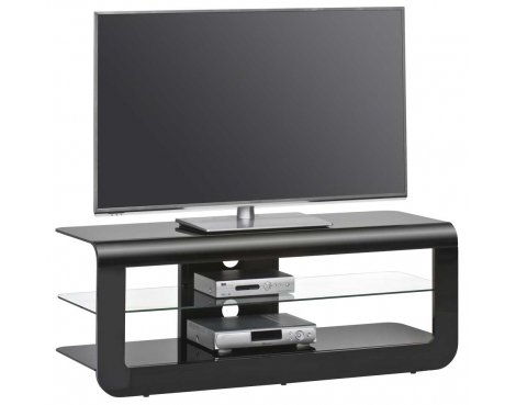 Maja 1644 Black TV Stand
